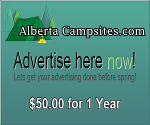Alberta Campsites