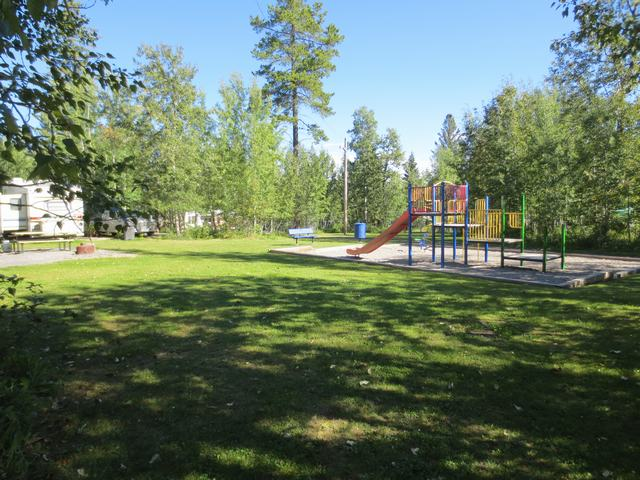 Outdoor recreation parks in High Level