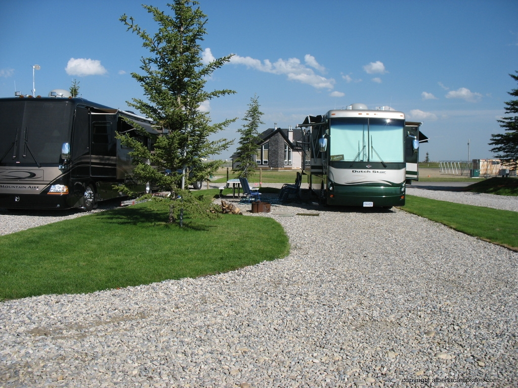 RV Campgrounds & RV Sites