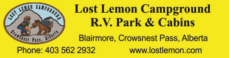 Lost Lemon Campground