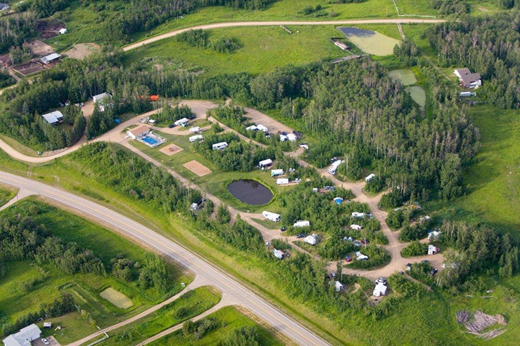Lindbrook Star Gazer Campground Amp Rv Park Is A Beautiful